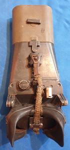 Válečný dalekohled ww2 nacistický blc 12x60 Flak č.5