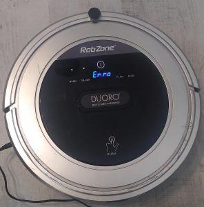 Automatický robotický vysavač RobZone Duoro X Clean -k opravě !!!