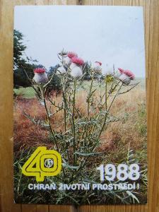 1988 - Sběrné suroviny 40 let