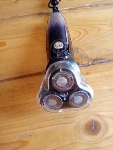 OXSAYTEE 4D elektrický holicí strojek na mokré a suché holení