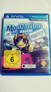 PS VITA HRA -MODNATION RACER ROADTRIP