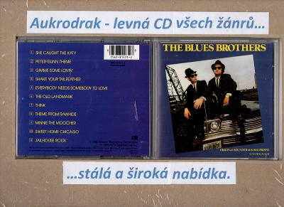 CD/The Blues Brothers-Soundtrack
