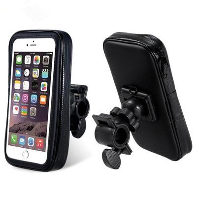 Voděodolný držák mobilu na kolo řidítka 0013