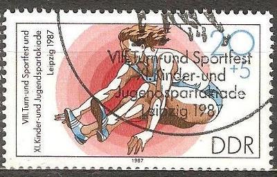 Sport DDR 1987 atletika