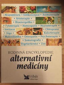 RODINNÁ ENCYKLOPEDIE ALTERNATIVNÍ MEDICÍNY super stav