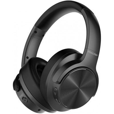 Bezdrátová sluchátka Ausdom Mixcder E9, černá