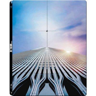 Muž na laně - Blu-ray 3D + 2D Steelbook