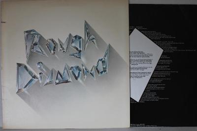 Rough Diamond Same LP 1977 vinyl USA 1.press ex Uriah Heep super stav