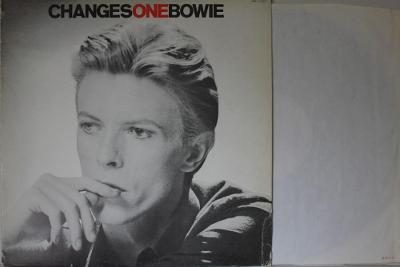 David Bowie – ChangesOneBowie LP 1976 vinyl IT 1.press super stav EX