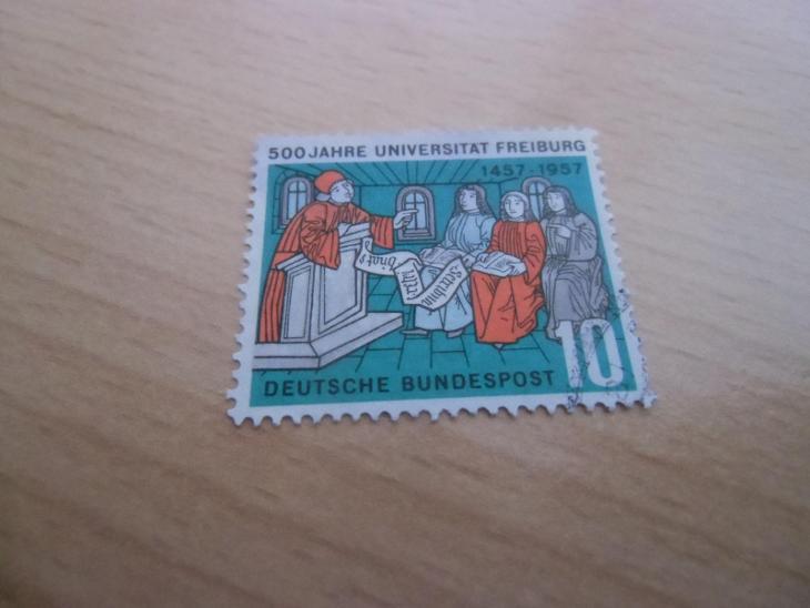 Nemecko - Filatelie