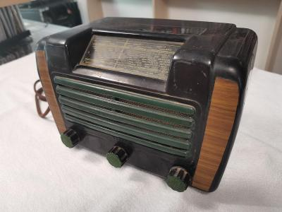 TESLA Talisman 305U Historické Rádio 1946-1951 ČSSR