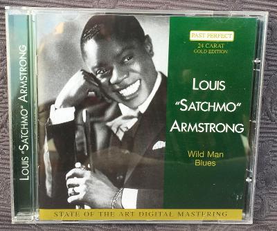 CD - Louis Armstrong , CD V PĚKNÉM STAVU