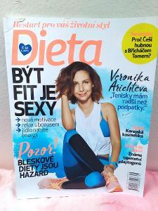 Časopis Dieta  9/2018 - zdraví, hubnutí
