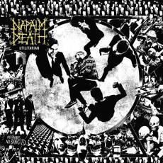 NAPALM DEATH - Utilitarian-180 gram vinyl 2021