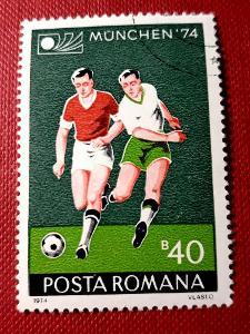 SPORT-ROMANA-Rumunsko,Olympijské hry, VYPRODEJ od 1 Kč / Z-908