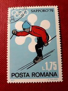 SPORT-ROMANA-Rumunsko,Olympijské hry, VYPRODEJ od 1 Kč / Z-911