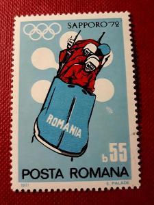 SPORT-ROMANA-Rumunsko,Olympijské hry, VYPRODEJ od 1 Kč / Z-912