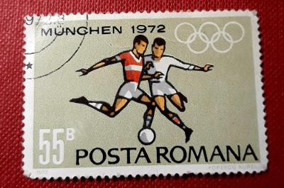 SPORT-ROMANA-Rumunsko,Olympijské hry, VYPRODEJ od 1 Kč / Z-915