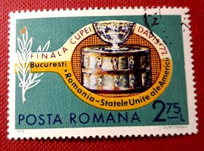SPORT-ROMANA-Rumunsko,TENNIS, VYPRODEJ od 1 Kč / Z-916