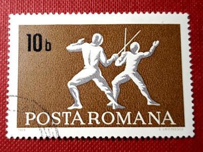 SPORT-ROMANA-Rumunsko, VYPRODEJ od 1 Kč / Z-917