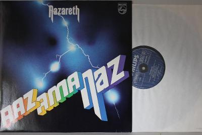 Nazareth – Razamanaz LP 1973 vinyl Germany super stav NM