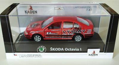 KADEN Škoda Octavia 1 Výtahy na klíč, limitovaná edice