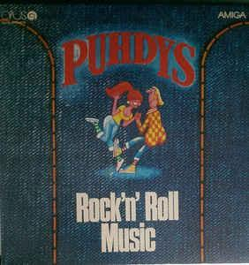 Puhdys 2: Rock'N'Roll Music Label: Opus – 9116 0978 Format: Viny  vg+