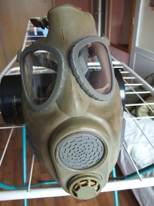 AČR plynová maska M 10