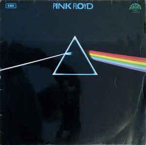 Pink Floyd – The Dark Side Of The Moon Label: Supraphon – 1 13  vg++