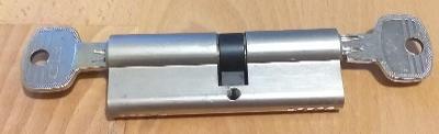 """Bezpečnostní vložka zámku typ: """"CES U5"""", délka 86 mm (40,5/45,5 mm)"""