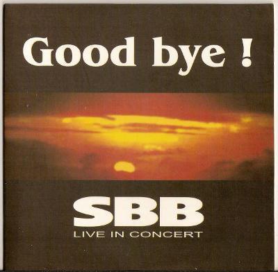 CD SBB Good bye! + Bonus, 2004 Skrzek,polsky  progresivni ROCK, RARE