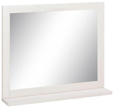 Koupelnové zrcadlo 60x52 cm (51676828) B180 - Rozbité