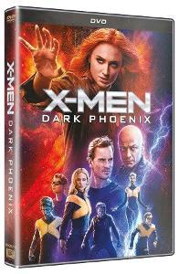 X-MEN 7: DARK PHOENIX (DVD)