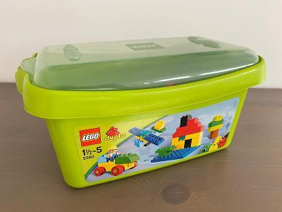 Lego Duplo 5380 - Set kostek s Boxem