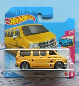 Dodge Van R.Y.U. HW Drift HotWheels