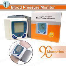 Digitální měřič krevního tlaku CK-A101