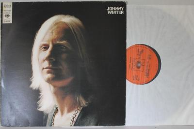 Johnny Winter Same 1.LP 1969 vinyl NL 1.press super stav Blues Rock EX