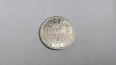 10 groschen 1992 Rakousko