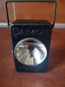 Stará Baterka Daimon Focus