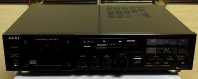 AKAI GX-6 Stereo Cassette Deck /HX-PRO/Dolby B-C/Spitzenklasse(Japan)