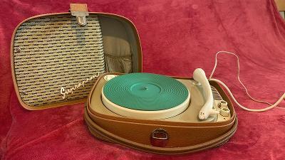 Gramofon Supraphon GE080 !!!PO RENOVACI!!!