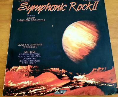 LP Symphonic Rock II. UK. 1988.
