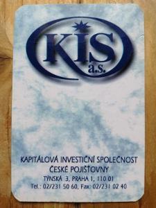 1996 - KIS Praha