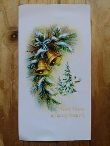 1996 - Veselé Vánoce a šťastný Nový rok