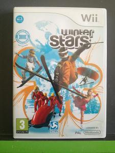Winter Stars (Wii) - kompletní, jako nová