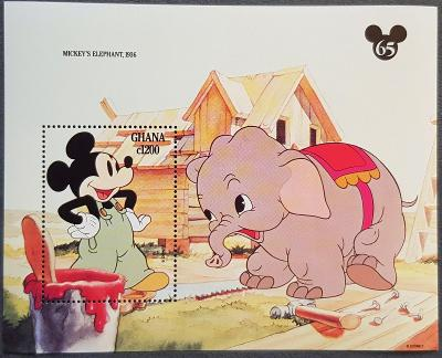 Disney Ghana dětské, 1ks aršík