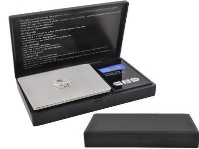 Kapesní digitální váha Professional 200/0,01g + dárek