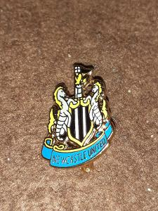 Odznak NEWCASTLE UNITED  - fotbalový klub Anglie