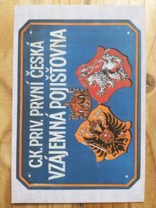 1997 - Česká pojišťovna 170 let