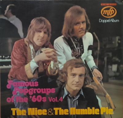 THE NICE and THE HUMBLE PIE-FAMOUS POPGROUPS